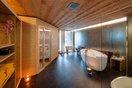 RUKU Sauna Galerie Kabinen mit Holzverkleidung